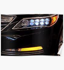 Lexus Light Poster