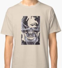 Alien Skull X-ray Classic T-Shirt