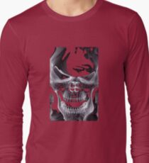 Alien Skull X-ray Long Sleeve T-Shirt