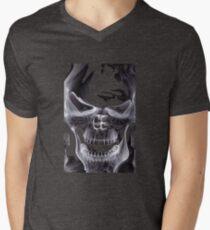 Alien Skull X-ray T-Shirt