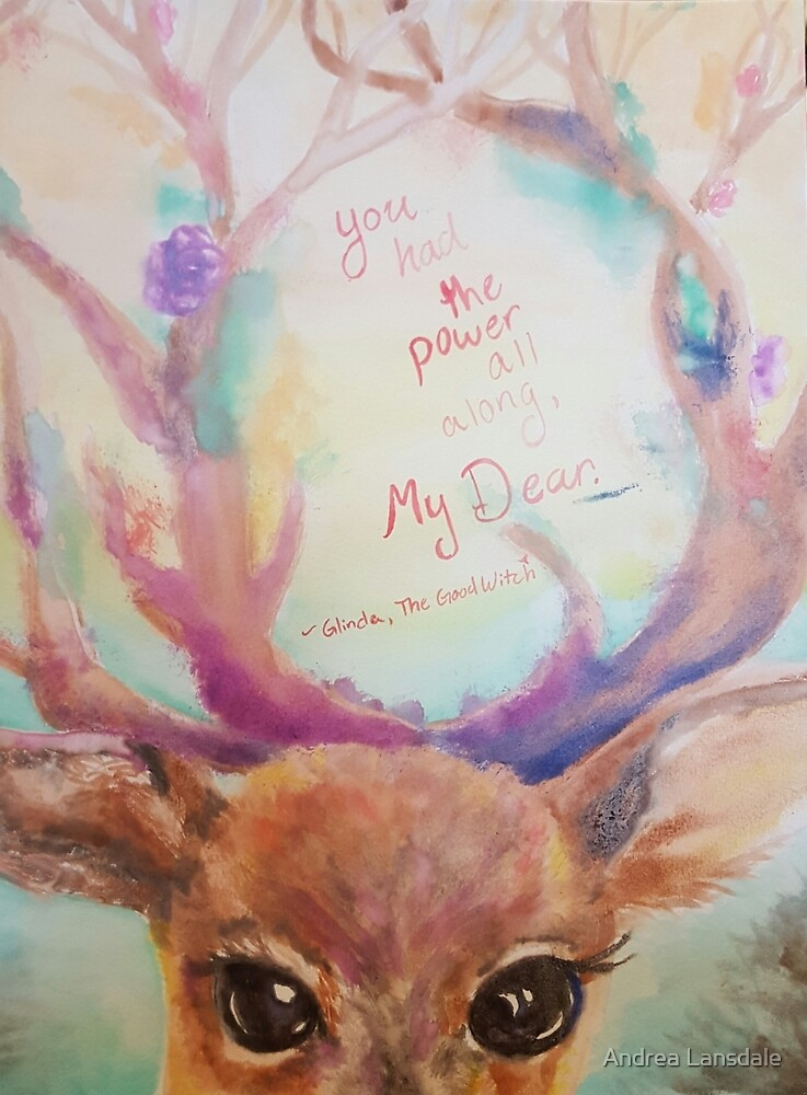 My Deer by Andrea Lansdale