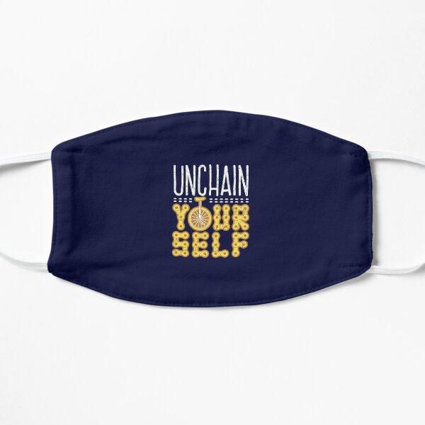 Unicycle Unchain Yourself Flat Mask