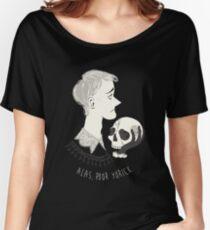 Shakespearean pattern - Hamlet Women's Relaxed Fit T-Shirt