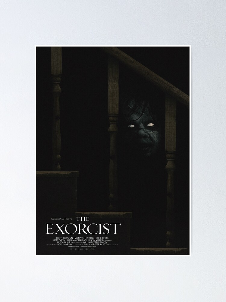 Alternate view of The Exorcist Poster Poster