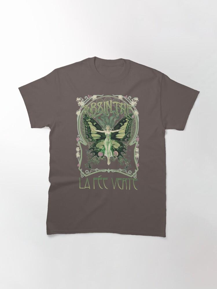 Alternate view of Absinthe Classic T-Shirt