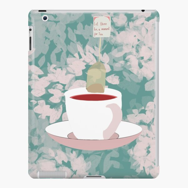 A moment for Tea iPad Snap Case
