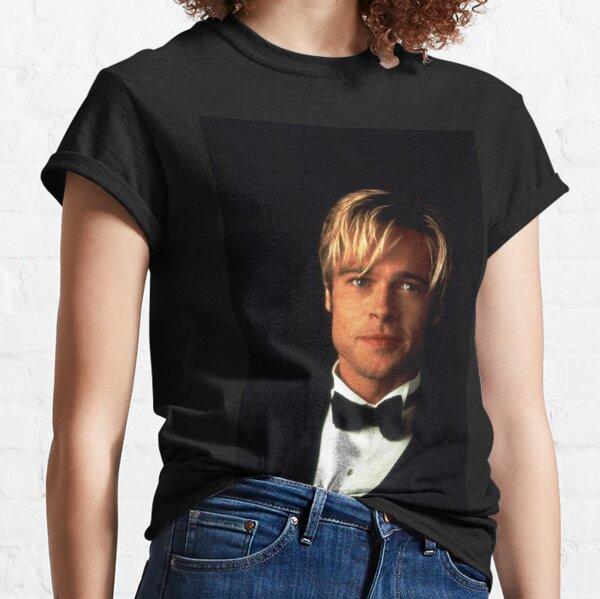 Brad Pitt young & hot Classic T-Shirt