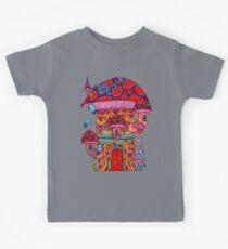 Mushroom House III Kids Tee