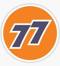 77 (Regular Edition) Sticker