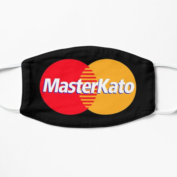 Master Kato x MasterCard Mask