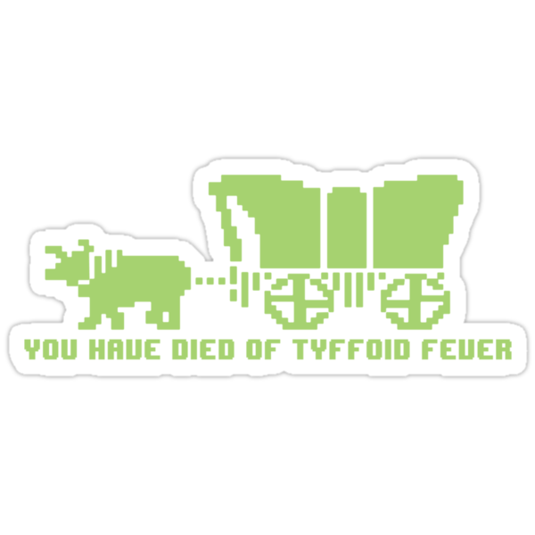 Ty-ffoid Fever by theroyalhalf