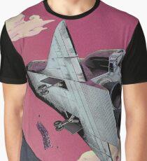 Jojo - Cap Canaveral Graphic T-Shirt