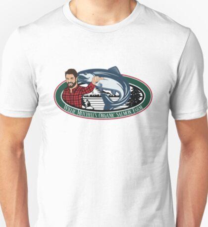 Mitch's Organic Salmon Farm T-Shirt