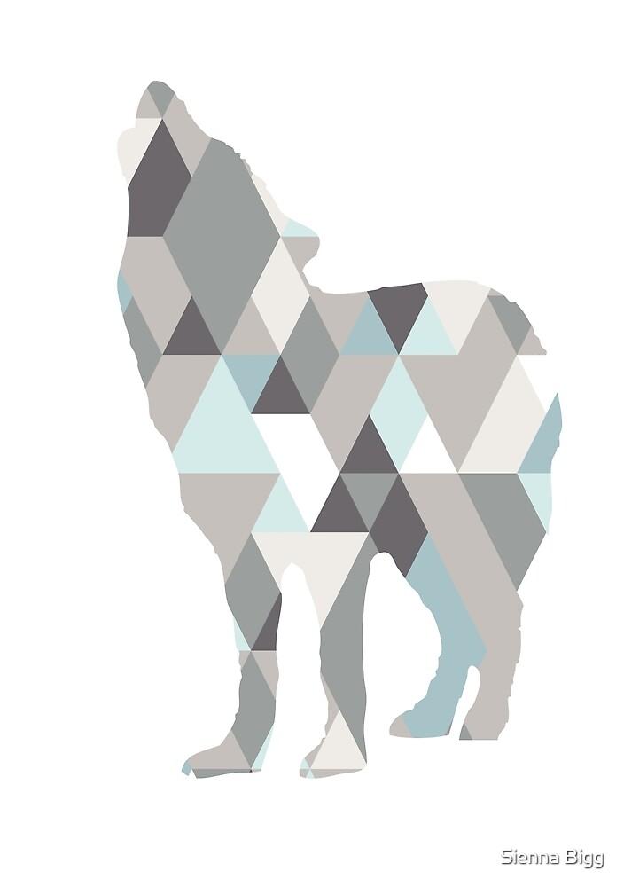 Wolf 3 by Sienna Bigg