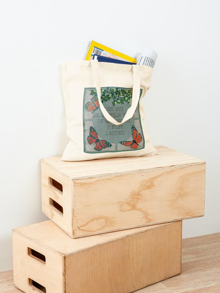 Alternate view of Chrysalis Tote Bag
