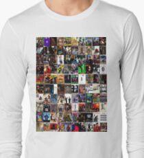 hip hop albums Long Sleeve T-Shirt