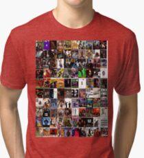 hip hop albums Tri-blend T-Shirt