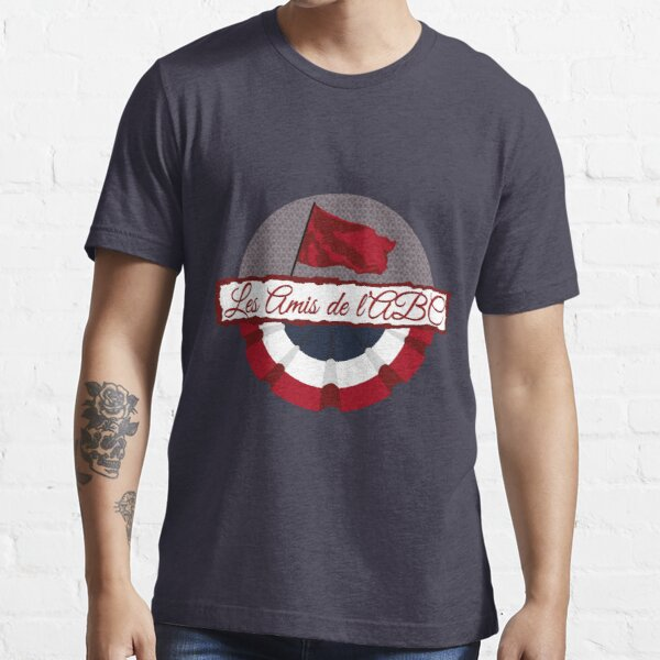 Les Amis de l'ABC logo Essential T-Shirt