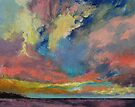 Cloudscape by Michael Creese