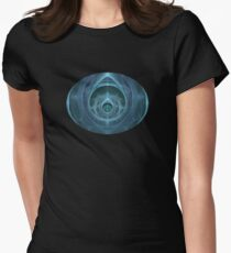 Point of Origin Womens Fitted T-Shirt