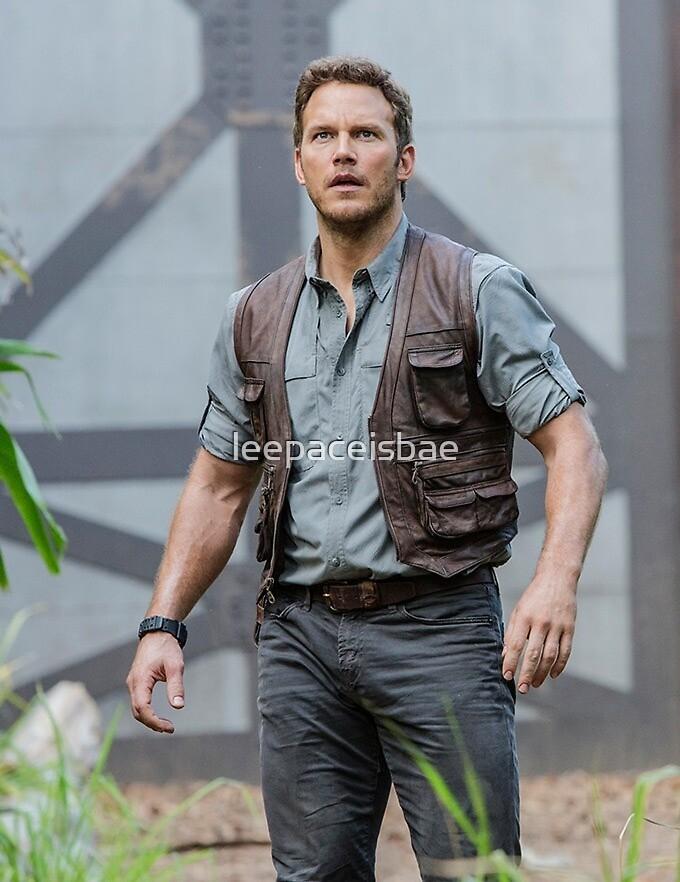 Jurassic World Chris Pratt by leepaceisbae