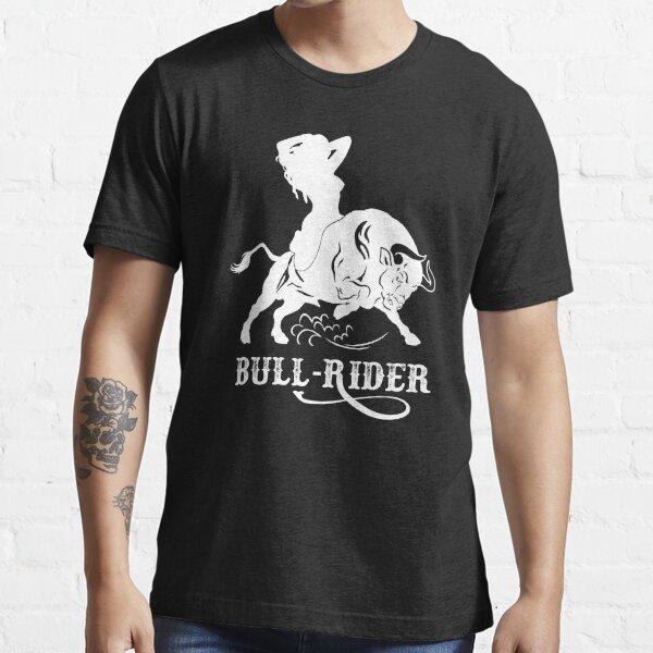 Bull Rider Hotwife Camiseta esencial