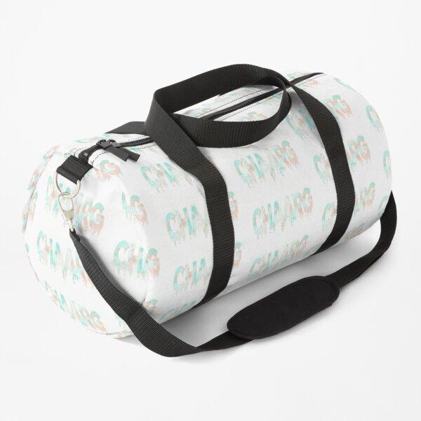 CHAARG Tie-Dye Drip Design Duffle Bag