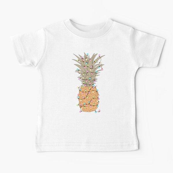 Tropical Lights Baby T-Shirt