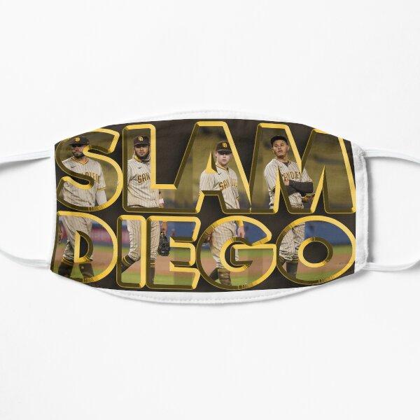 Slam Diego Flat Mask