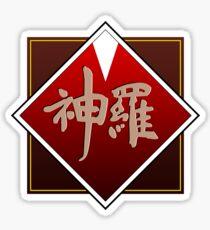 SHINRA Sticker