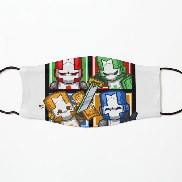 Castle Crashers Four-Square Kids Mask
