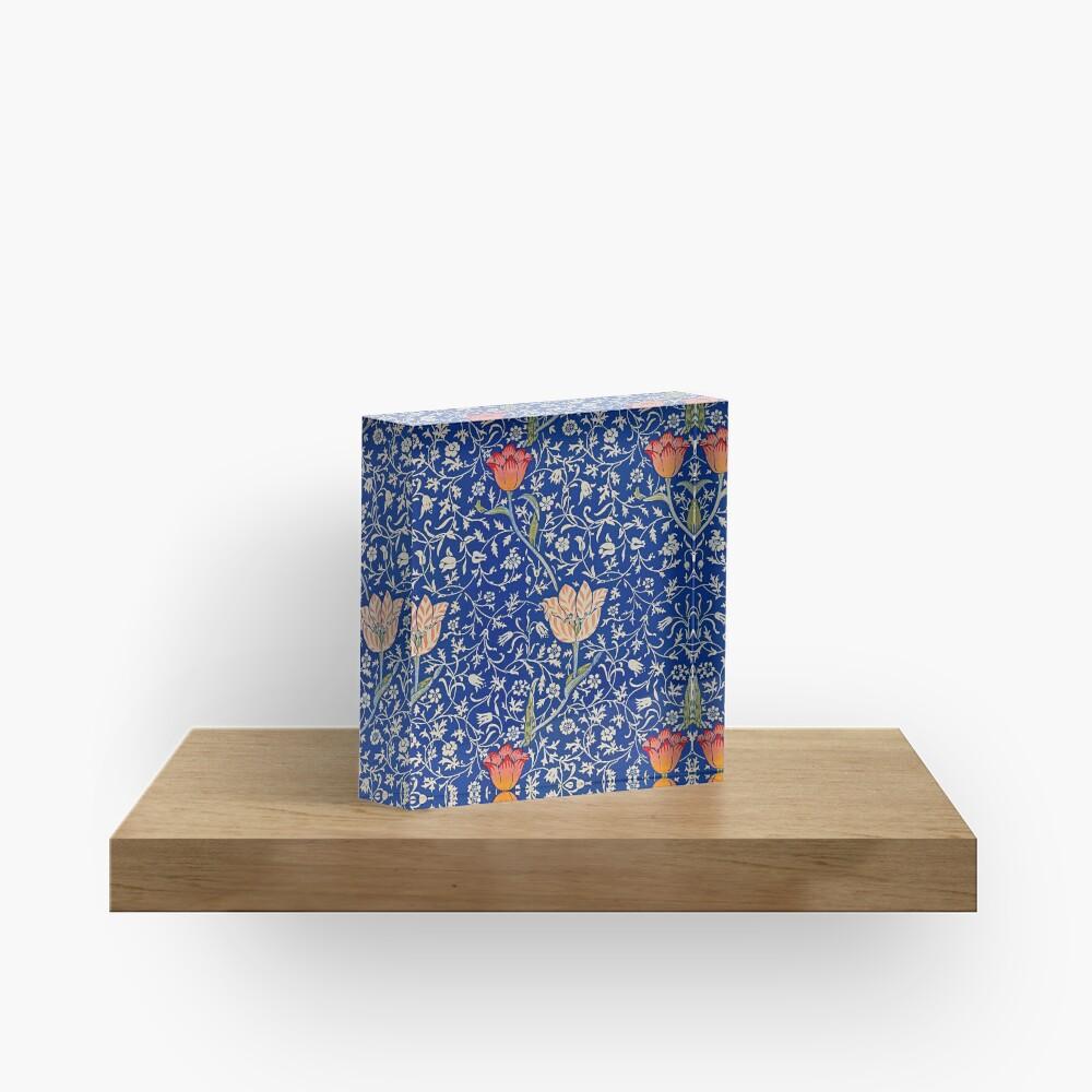 Medway pattern Acrylic Block