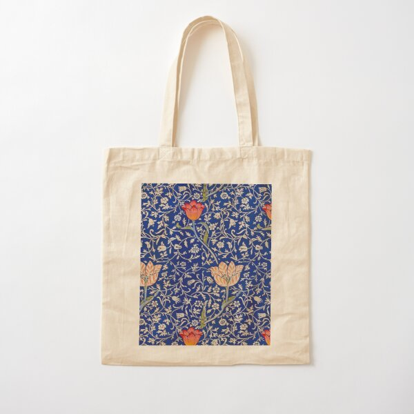 Medway pattern Cotton Tote Bag