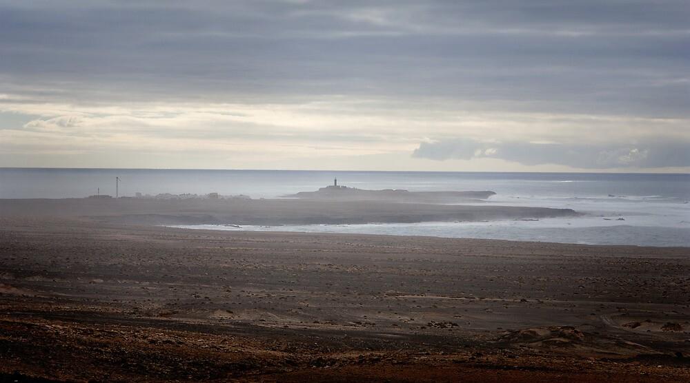 Dreamy Lighthouse by Mike Suszycki