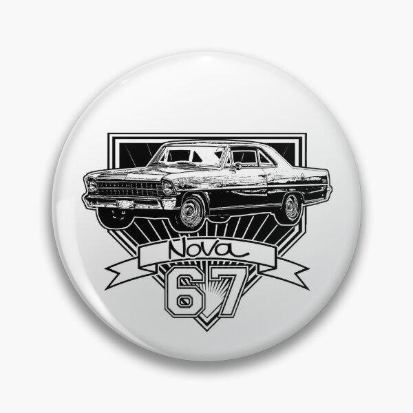 1967 Nova Badge