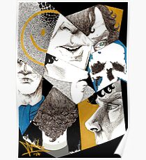 Sherlock - Impressions Poster