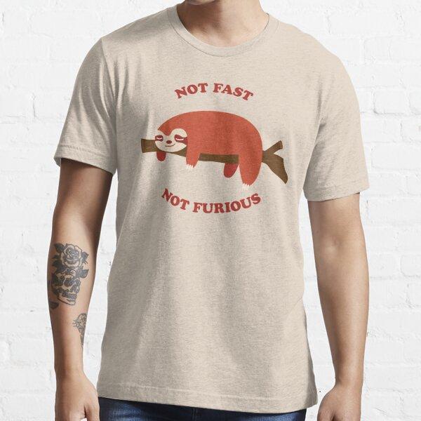nicht schnell nicht wütend Faultier | Ellas Hemd Essential T-Shirt