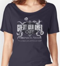 Old Ones Cafe Women's Relaxed Fit T-Shirt