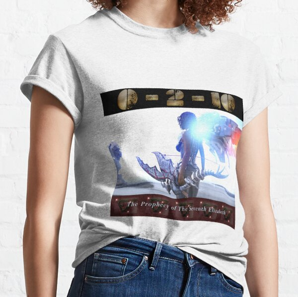 Lily and the Warrior's Bow 3 Classic T-Shirt