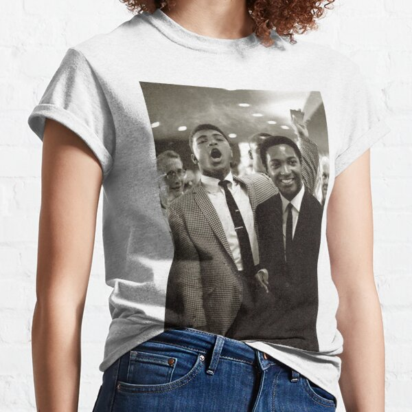 Muhammad Ali and Sam Cooke  Classic T-Shirt