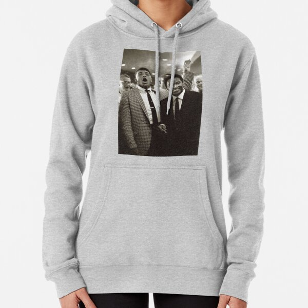 Muhammad Ali and Sam Cooke  Pullover Hoodie