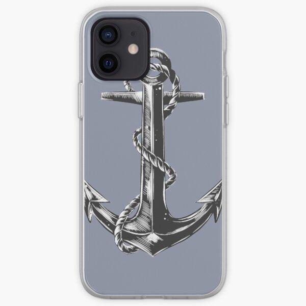 sea anchor iPhone Soft Case
