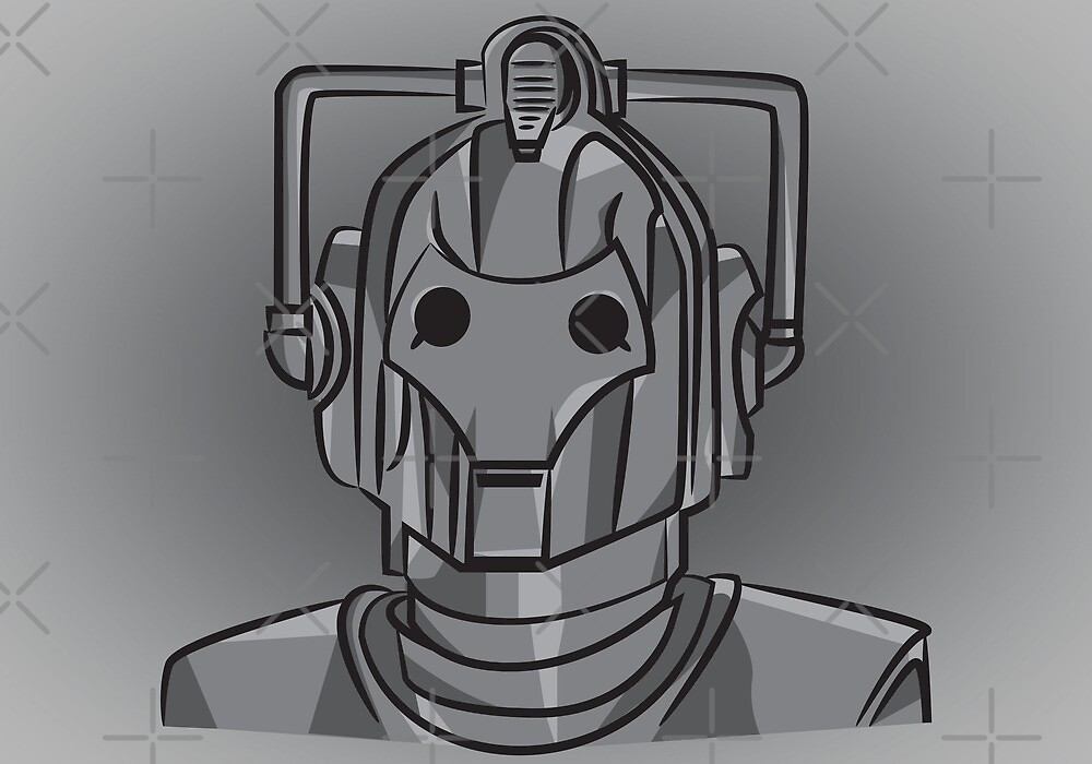 Cyberman by Lauramazing