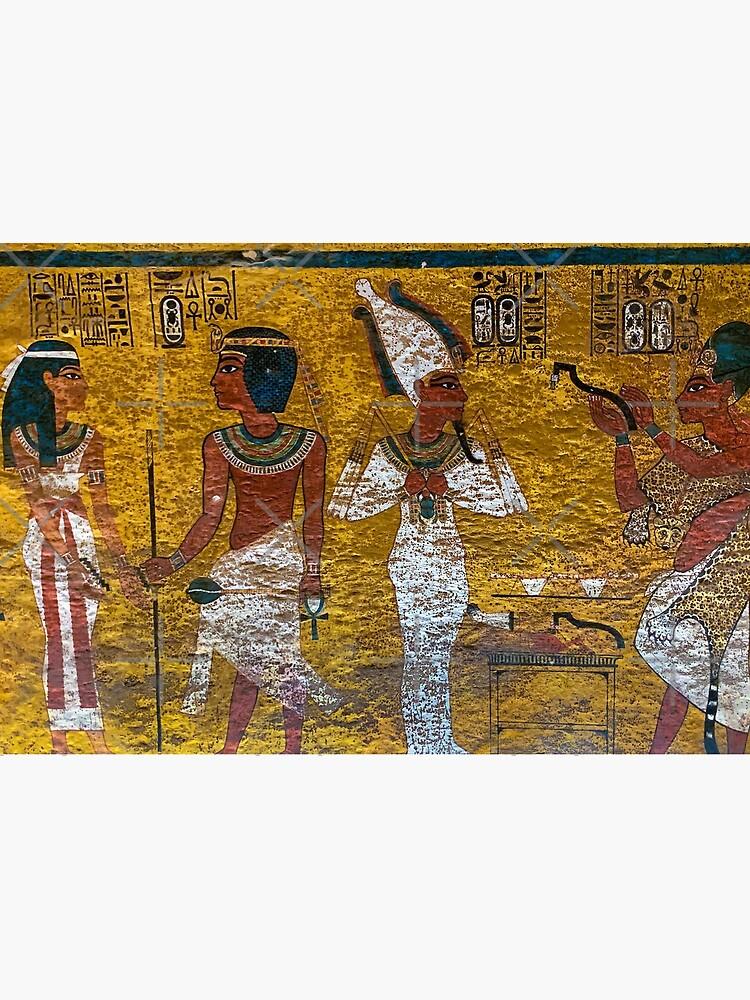 Egypt - Valley of the Kings - KV62 - Tutankhamen by wanderingfools