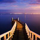 Frankston Small Pier by Joel McDonald