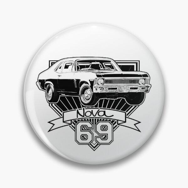 1969 Nova Badge