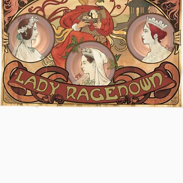 lady ragedown by KWood1970