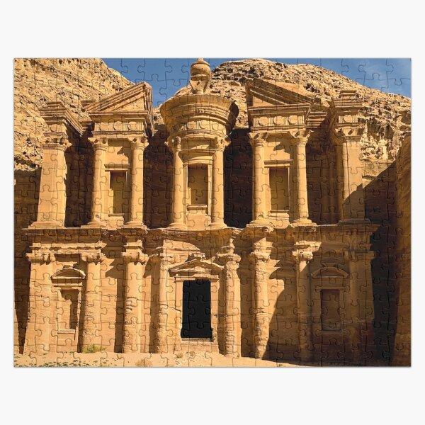 The Monastery - Jordan - Petra Jigsaw Puzzle