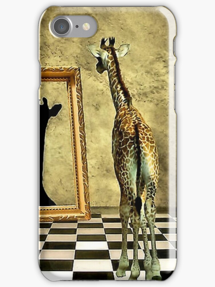 Giraffe Shadow by SuddenJim