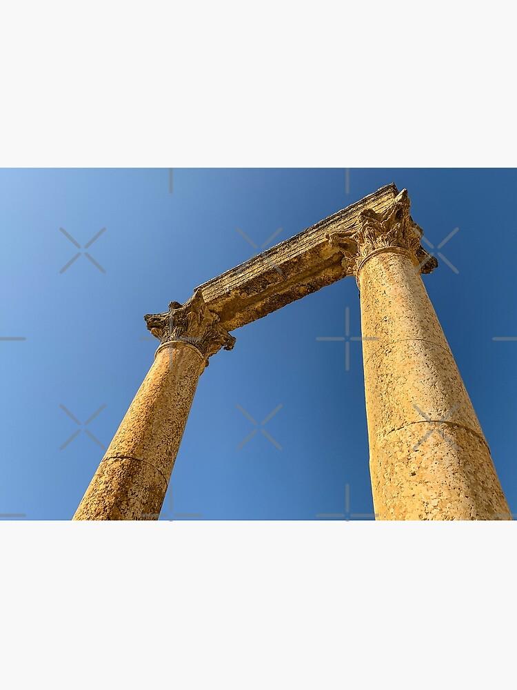 Jordan - Jerash - Roman Ruins by wanderingfools